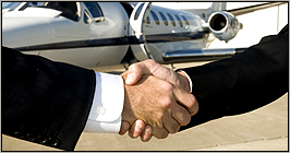 Airport corporate limo Los Angeles